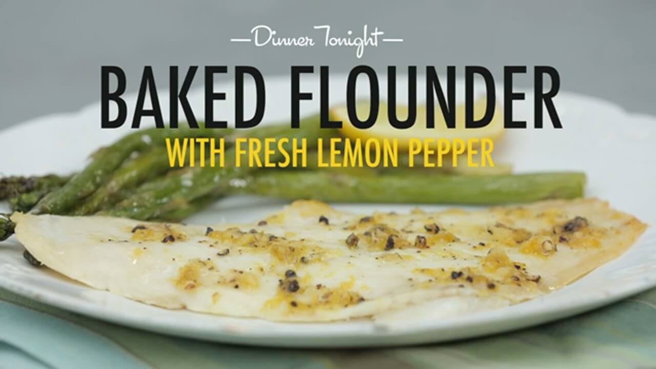 Flounder Recipes Cooking Light | Lobster House