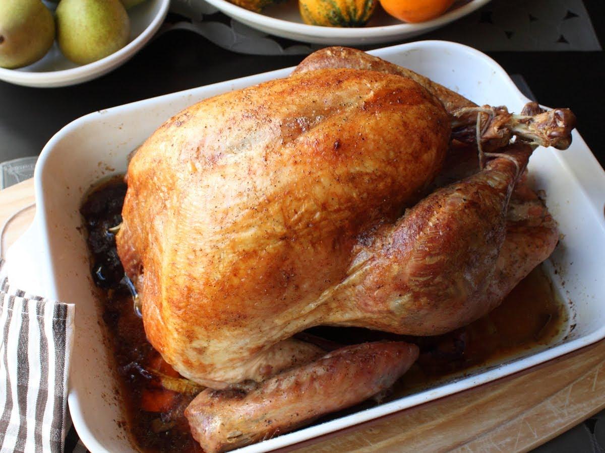 Delicious & Easy Roast Turkey for Newbies - healthy yummy ...